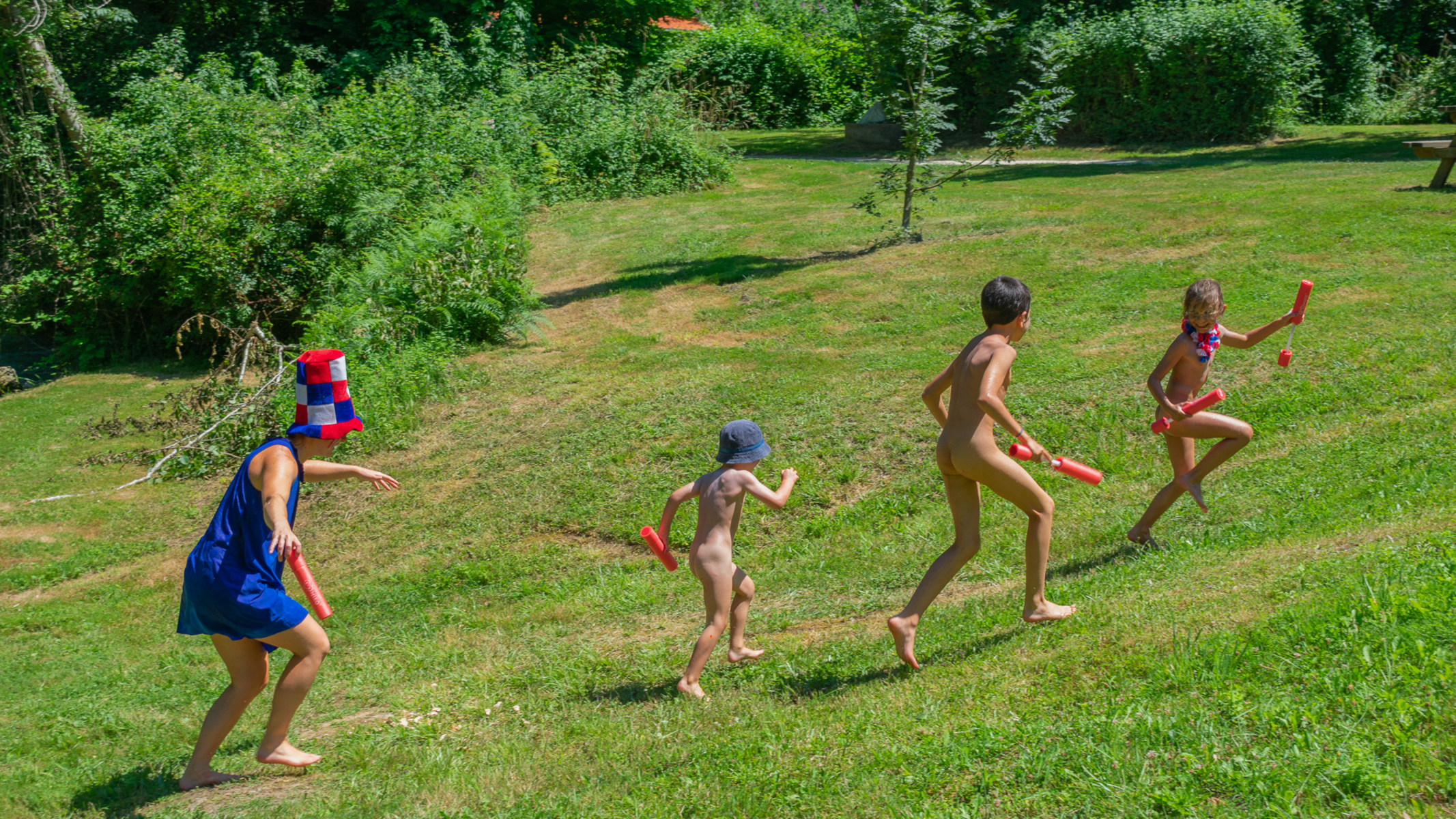 jeunesse naturiste