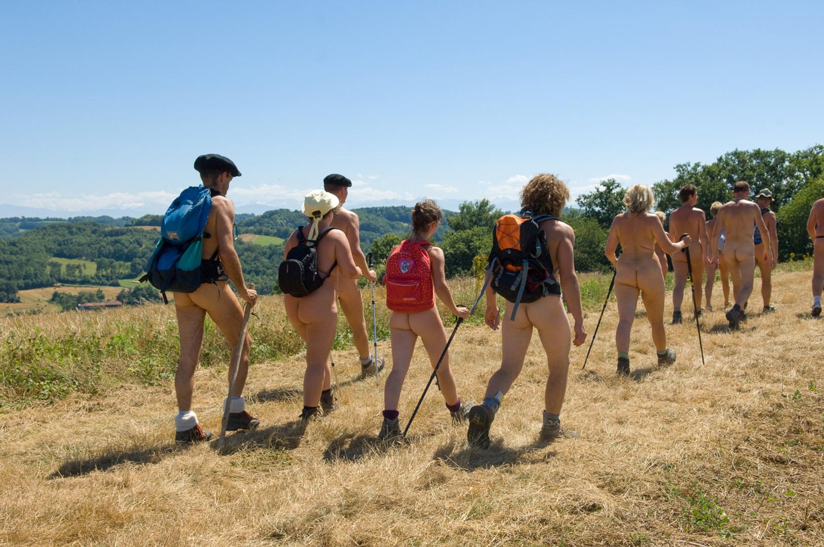 Naturist walks