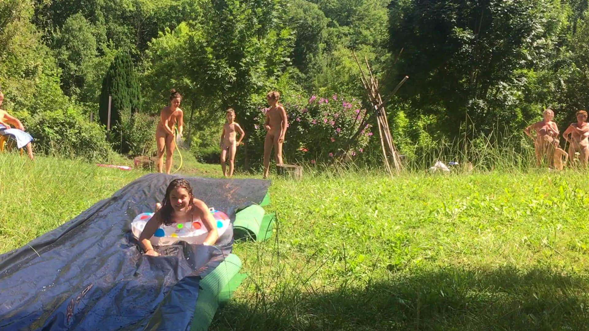 naturist activity