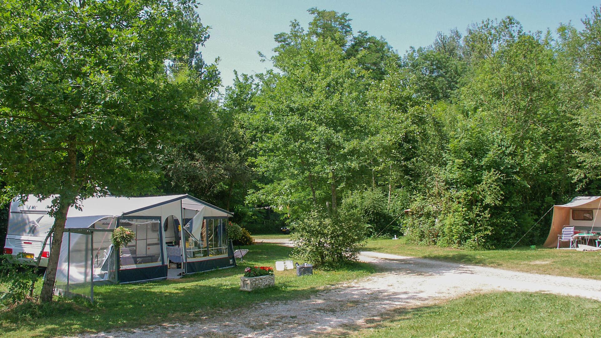 naturist campsite occitanie