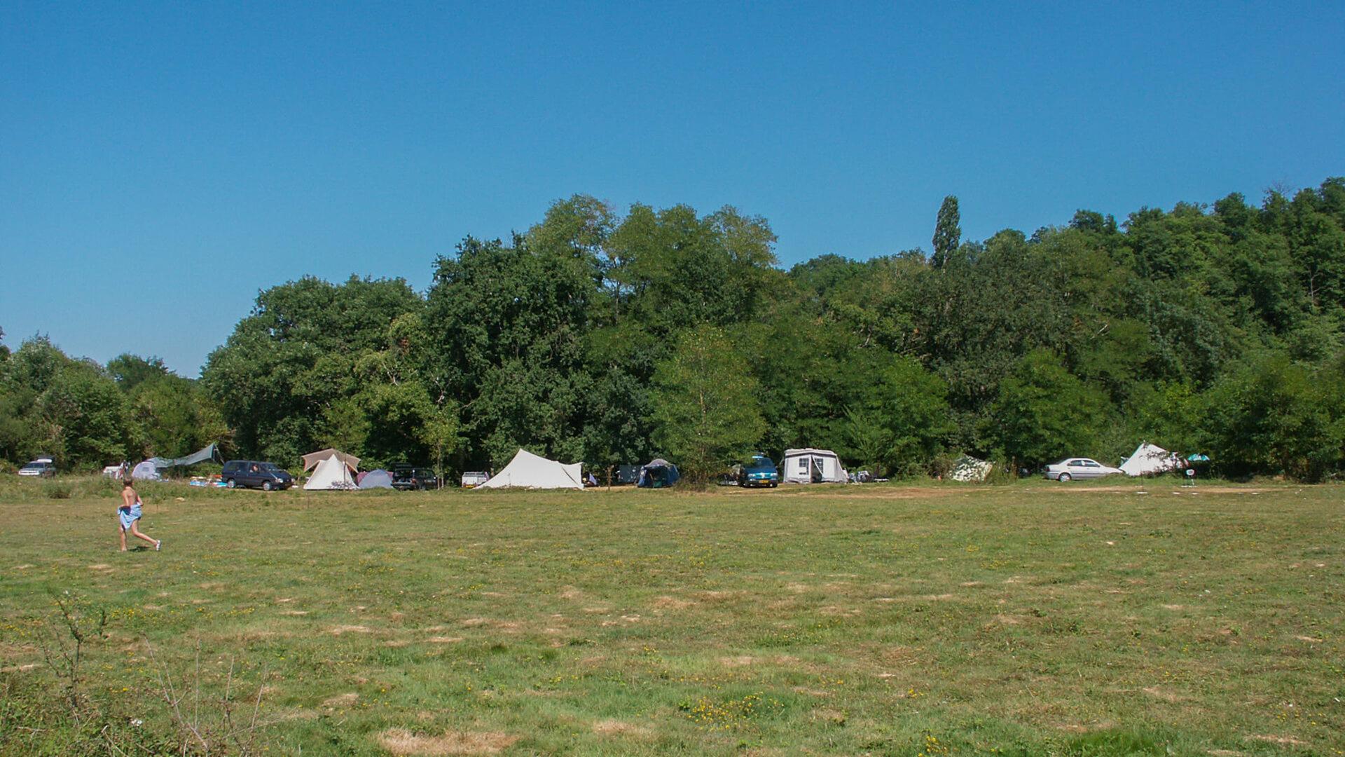 FKK-Campingplatz Frankreich